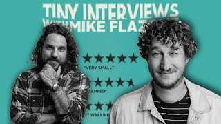 The craziest wedding I've ever been to | TINY INTERVIEWS | MIKE FALZONE