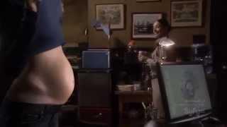 Repeat youtube video Eureka Pregnant Belly Scenes