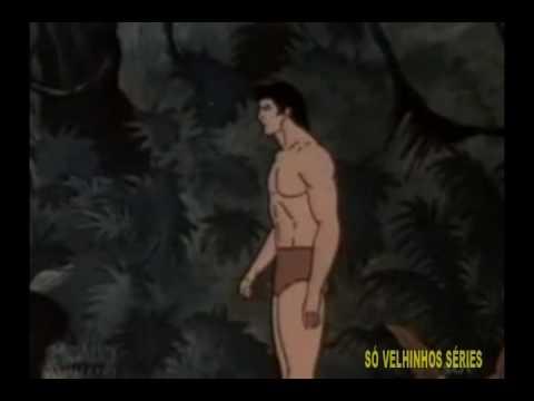 Tarzan Filmation Desenho Antigo Dublado Youtube