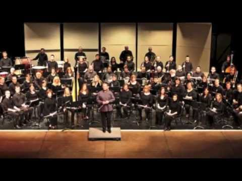 October by Eric Whitacre - Capital Wind Symphony, George Etheridge - Conductor