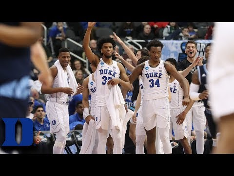 Duke To Sweet 16 After Dominant Win vs. Rhode Island