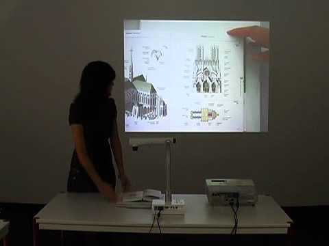Dokumentenkamera (Visualiser) ELMO L-1