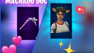 Most anticipated Christmas Skin and the rarest Christmas pick Voltara!! Fortnite
