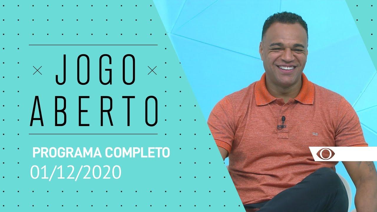 [AO VIVO] JOGO ABERTO – 01/12/2020