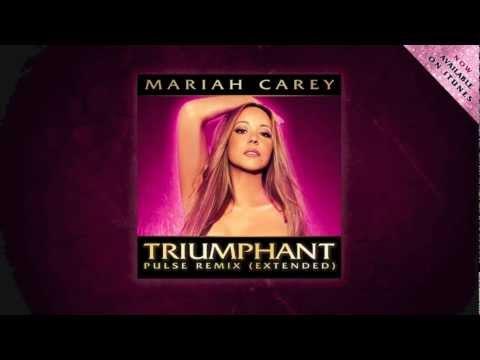 Mariah Carey - Triumphant (Pulse Remix Extended)