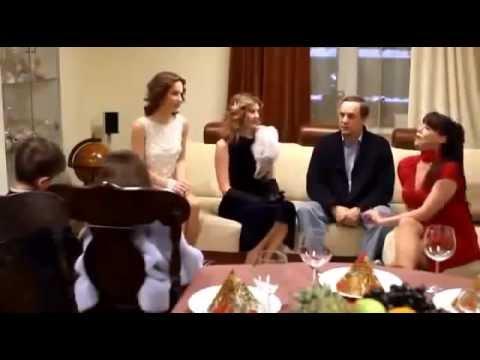 Новогодний брак    Новогодняя комедия мелодрама фильм смотреть онлайн Новый год 2015