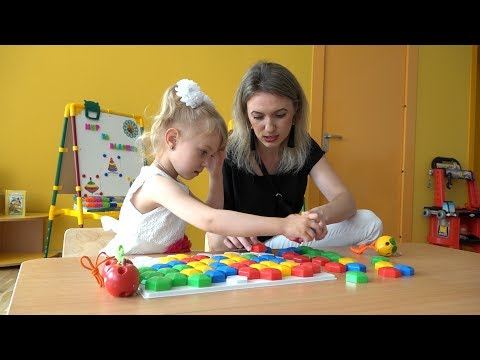 Мир на ладошке. Современный детский сад открылся в Октябрьском районе