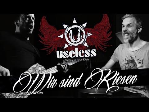 USELESS - Wir sind Riesen (Official Video)