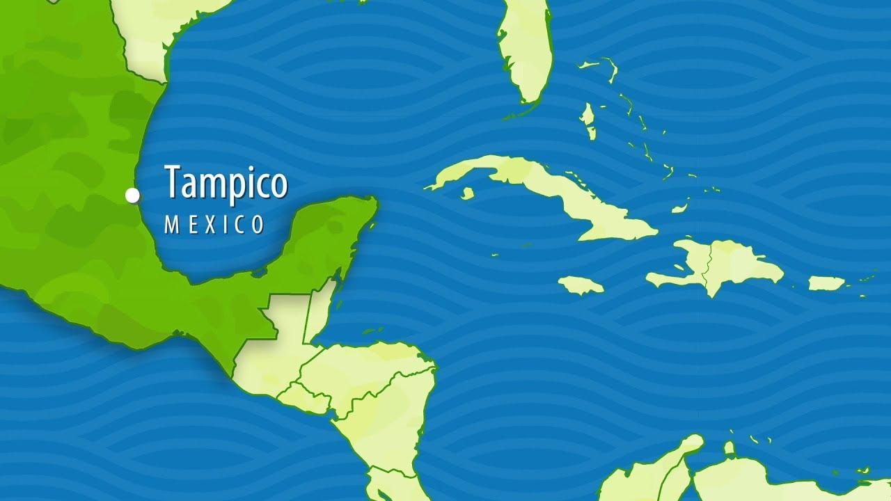 Tampico Mexico Port Report Youtube