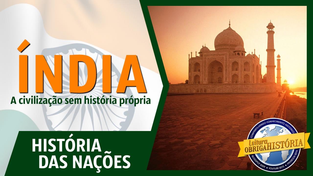 Índia - História das nações - YouTube