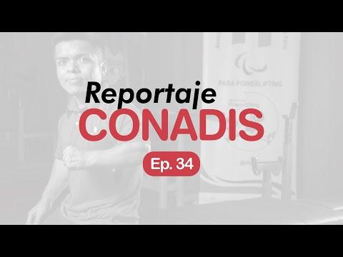 Reportaje Conadis | Ep. 34