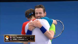 Brisbane 2019 Doubles Final
