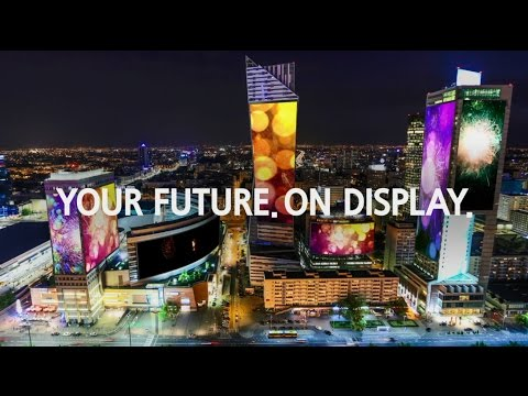 2017 Vision Video - Your Future. On Display.(Product ver.)