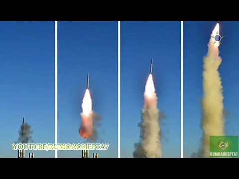 North Korea Successfully Tests Domestically Designed S-300 Anti-Aircraft Missile System