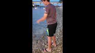 Catching A Shark WITH MY HANDS!!!!!!!