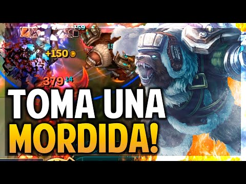 ¡MORDIDAS PARA TODOS! VOLIBEAR JUNGLA | League of Legends