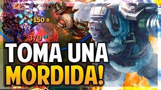 ¡MORDIDAS PARA TODOS! VOLIBEAR JUNGLA   League of Legends
