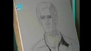 Уроки живописи # 18. Рисуем портрет Константина. Часть 1