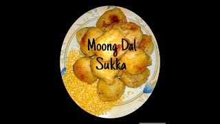 Moong Daal Sukka || Sweet Recipe