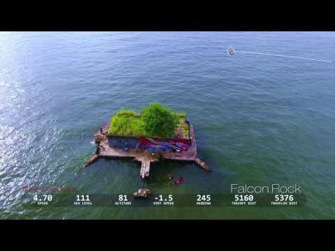 Trinidad Falcon Rock San Fernando