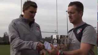Captain Flood makes Prima Cup semi-final draw