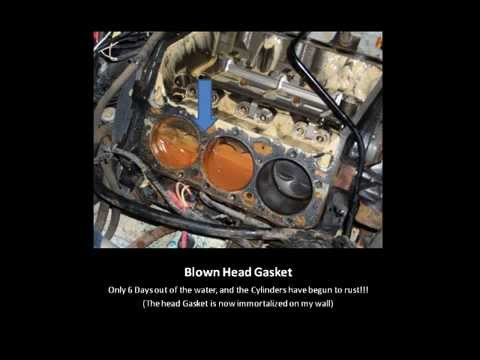 2003 chevy astro van fuse box diagram mercruiser 4 3  blown head gasket youtube  mercruiser 4 3  blown head gasket youtube