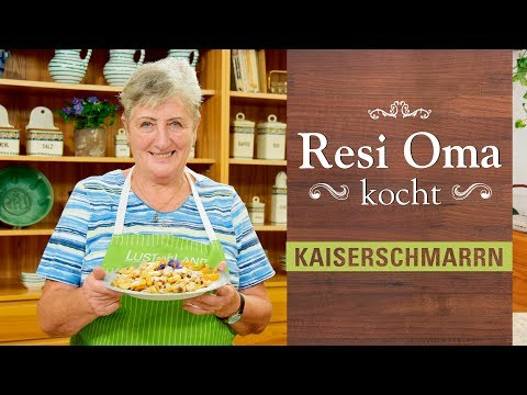 Resi Oma kocht - Kaiserschmarrn