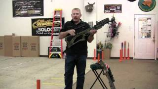 Archery Tip of the week | We are showing the differences in crossbows and safety features.