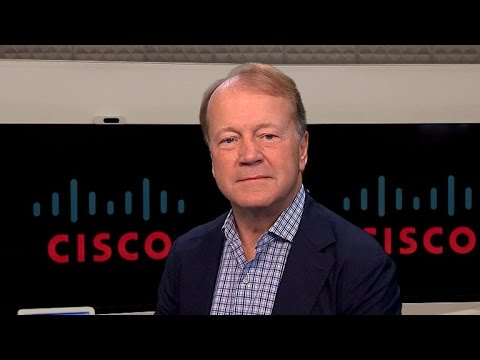 Digital or die: Departing Cisco CEO on need for businesses to adapt