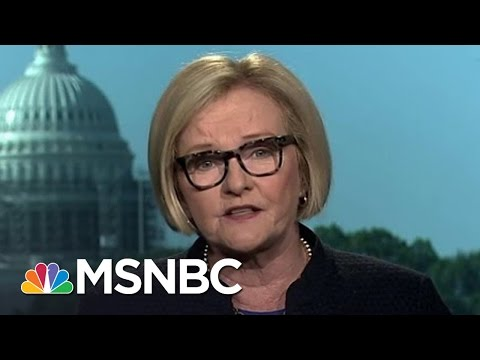 Claire McCaskill: Donald Trump Will Pick Mike Pence Based On Looks   Morning Joe   MSNBC