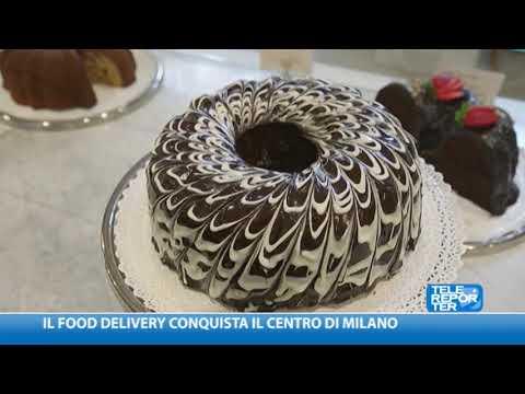 Il Food Delivery conquista il centro di Milano