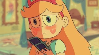 Star vs the Forces of Evil - First kiss of Star and Marco