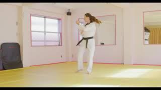 Quiet Flame Taekwondo: TaeGuek 1 (il) Jang