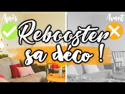 REBOoSTEZ SA MAISON (et son moral !!!)