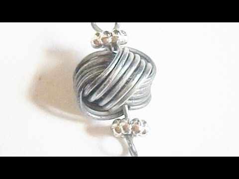 How To Create a Triple Love Knot Bead - DIY Style Tutorial - Guidecentral