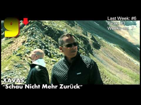 Deutsche/German Top 20 Single Charts 06. Oktober 2012