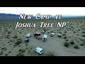 Caravan to Joshua Tree NP VanLife On the Road