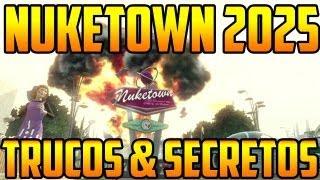 Black Ops 2: Trucos & Secretos en Nuketown 2025 [1080p]