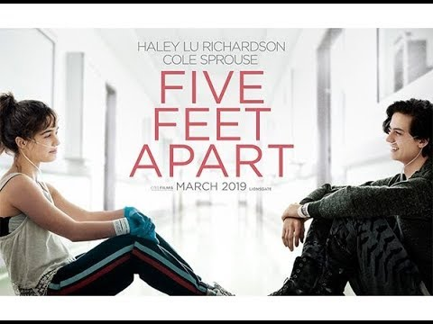 Five Feet Apart - Don't Give Up [musicvideo] ♥