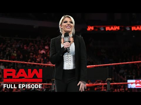 WWE Raw Full Episode, 26 November 2018
