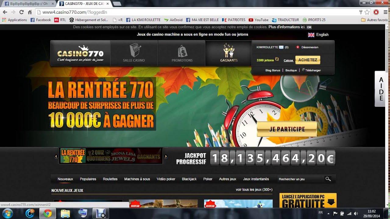 Jeux casino 770 играть в казино елена бесплатно и без регистрации