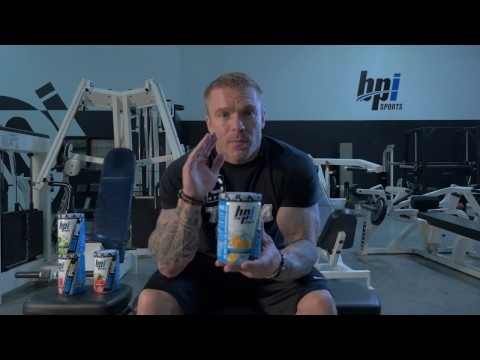 First Ketogenic Pre Workout Supplement - Best Pre Workout™ - BPI Sports