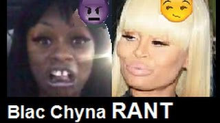 Blac Chyna's Mom Exposes & Quits Rob and Chyna Show (Rant PART 2)