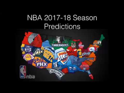 NBA 2017-18 Season Predictions