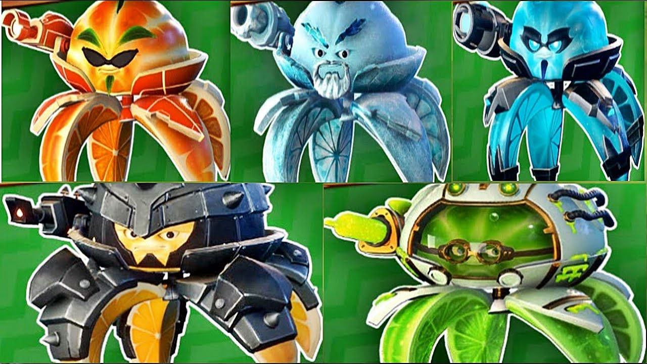 Citron from plants vs zombies garden warfare 2 plants vs zombies - Plants Vs Zombies Garden Warfare 2 5 Citron Pvzgw2 Gameplay 2016 Youtube