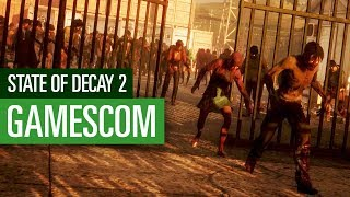 State of Decay 2: Gamescom-Fazit - so spielt sich die Zombie-Metzelei