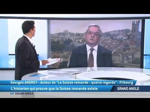 TV5MONDE : La Suisse romande existe-t-elle ?