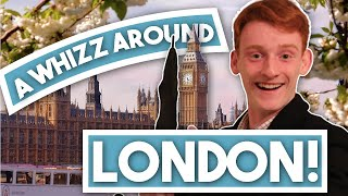 A Whizz Around London! | London History Day