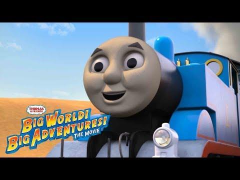 Thomas & Friends | Big World! Big Adventures!™ The Movie | Official Movie Trailer