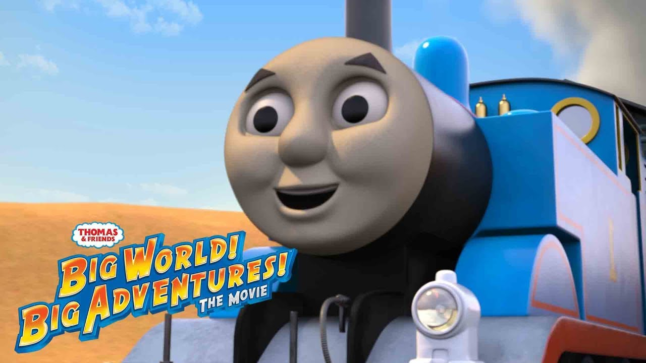 Verwonderend Thomas & Friends UK | Big World! Big Adventures!™ The Movie AA-75